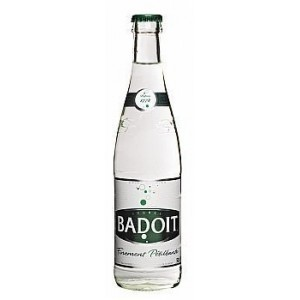 BADOIT Verte 50cl dont 8 € de consignes