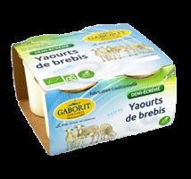 Yaourt brebis Vanille bio 125g x 2