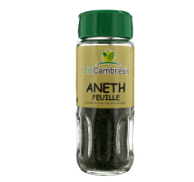 Aneth feuille 10g bio